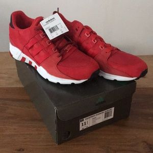 Men's Size 11.5 Adidas running shoes